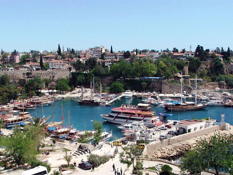 Турция - популярное место для путешествий на яхте